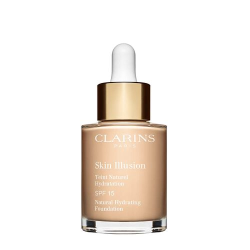 Skin Illusion Natural Hydrating Foundation SPF 15