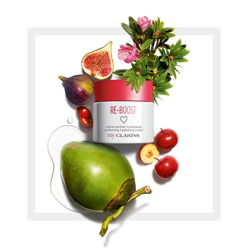 My Clarins RE-BOOST Comforting Moisturising Cream