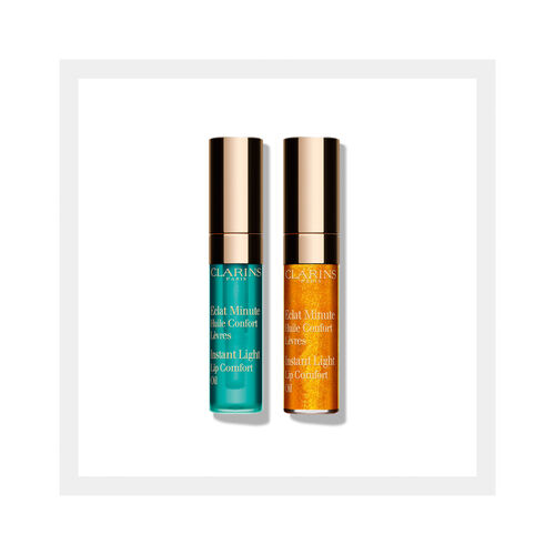 Pick & Love Instant Light Lip Comfort Oil Duo