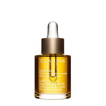 Lotus Face Treatment Oil for Combination Skin