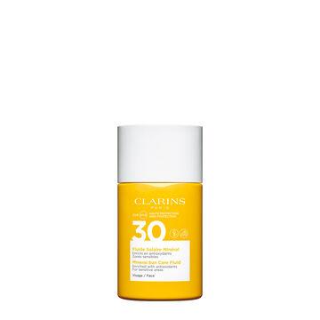 Mineral Sun Care Fluid for Face SPF30 +