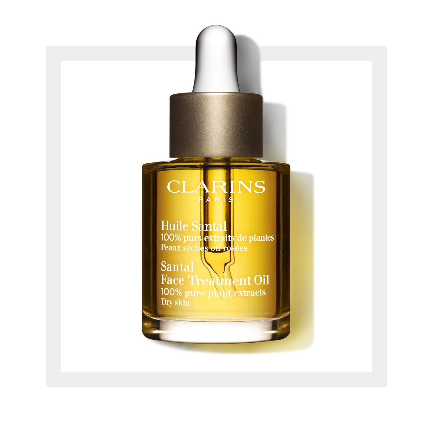 Santal Face Treatment Oil - ผิวแห้ง/รอยแดง