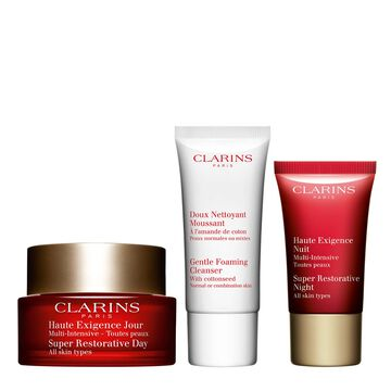 My anti-wrinkle and replenished skin essentials