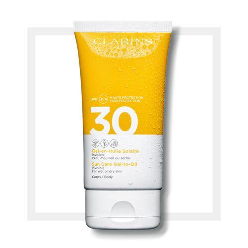 Sun Care Body Gel-in-Oil UVA/UVB 30+