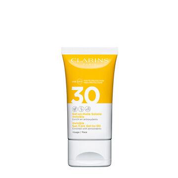 Invisible Gel-in-Oil Facial Sun Care UVA/UVB 30+