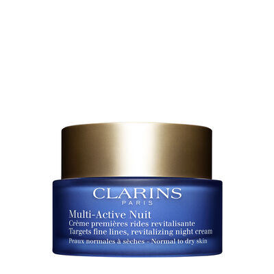 Multi-Active Night Cream Normal to Dry Skin