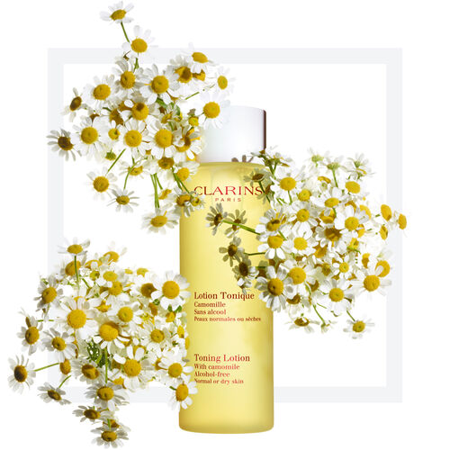 Toning Lotion with Camomile Alcohol-Free