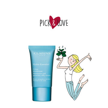 Pick & Love Hydra-Essentiel Light Cream All Skin Types