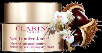 Nutri-Lumière day cream กับ horse chestnut