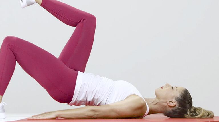 Hip extension