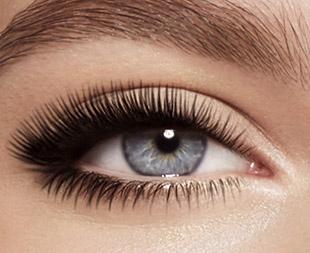 ความหนาของขนตา