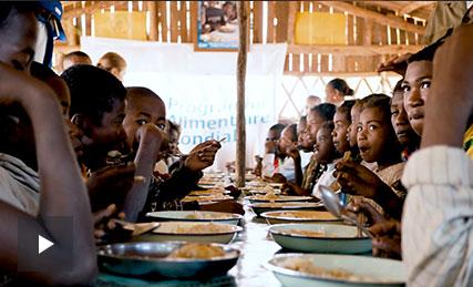 โครงการ FEED & CLARINS มาดากัสการ์