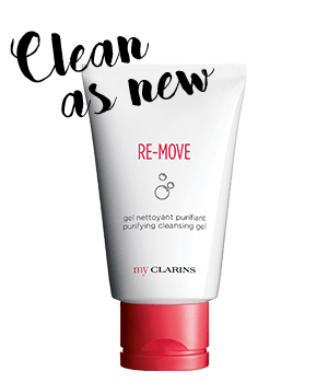 RE-MOVE Cleansing Gel